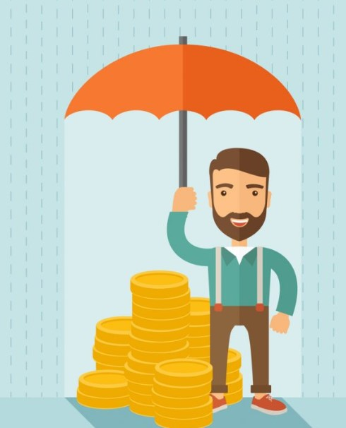 What is the difference between income protection & life insurance?